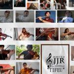 Este martes, recital en línea de la Orquesta Sinfónica y Coro Infantil de Juan José Ríos
