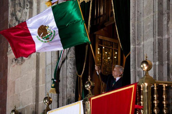 Grito de Independencia 211 Aniversario México 2021 10