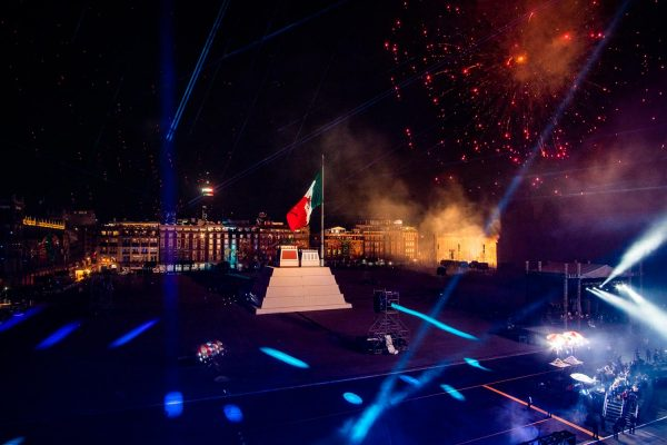 Grito de Independencia 211 Aniversario México 2021 4