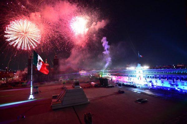 Grito de Independencia 211 Aniversario México 2021 5