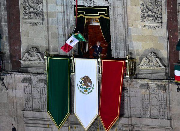 Grito de Independencia 211 Aniversario México 2021 6