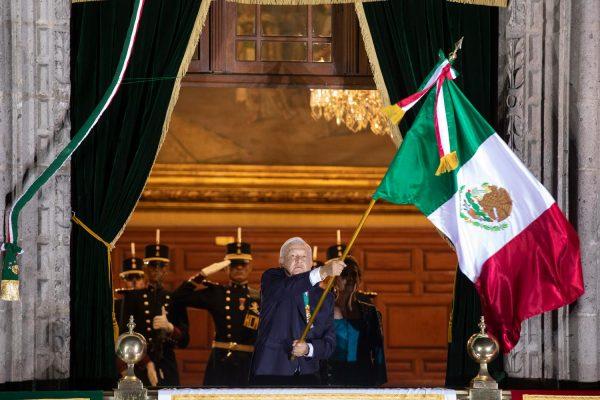 Grito de Independencia 211 Aniversario México 2021 9