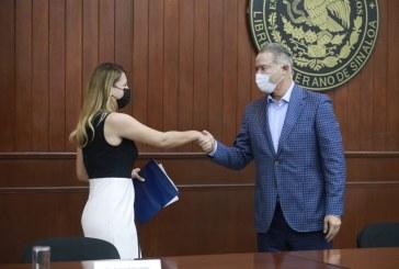 Ha sido el mayor privilegio y honor de mi vida gobernar Sinaloa: Quirino