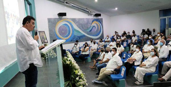 Homenaje Póstumo Biol. María de lso Ángeles Cruz Morales Acuario Mazatlán 2021