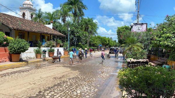 Huracán Nora reafirma la gran conciencia turística que prevalece en el Pueblo Señorial de El Quelite (5)
