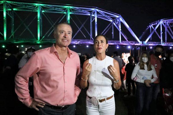 Iluminación Artística Puente Negro Culiacán Sinaloa México 2021 1