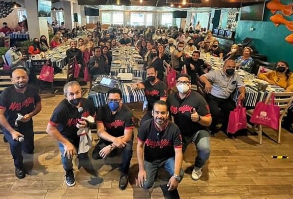 Los Grandes de Mazatlán Promueven en Grande en Monterrey