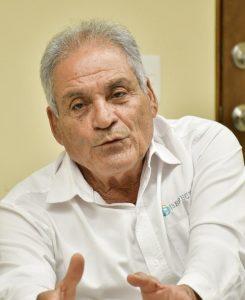 Luis Terán Municipio Mazatlán