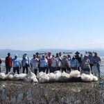 Promueve SEDESU la limpieza de la bahía Santa María con Torneo de Pesca de Plástico