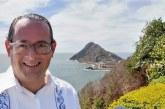 Rafael Lizárraga Favela es el Director Ejecutivo del Nuevo Acuario Internacional de Mazatlán
