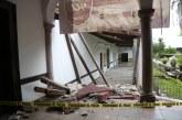 Se lleva a cabo inspección por afectaciones de lluvias en infraestructura del Centro Cultural Casa Peiro