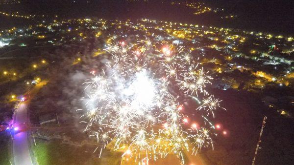 Sinaloa de Leyva Grito de Independencia 211 Aniversario 2021