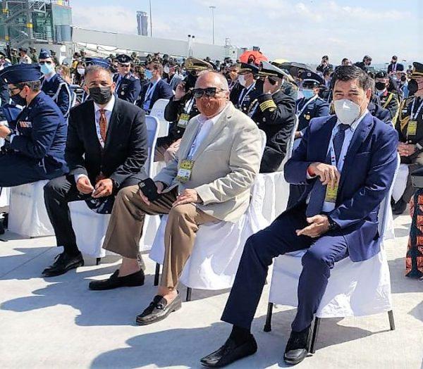 Sinaloa presente en la Feria Aeroespacial de México FAMEX 2021 a