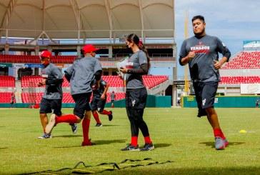 Venados de Mazatlán intensifica su preparación; Mikel Granberry y Tomás Solís se unen a la pretemporada