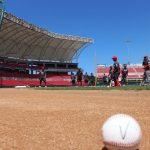 Venados de Mazatlán sostiene calurosa práctica; Carlos Luna y Oziel Flores son las novedades