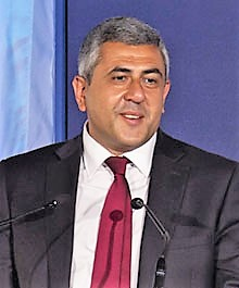 Zurab Pololikashvili OMT 2021