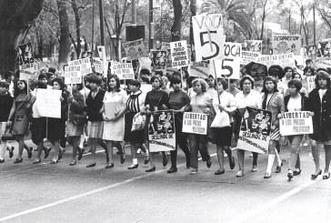 """Este sábado, la serie """"Compañeras"""" abordará el tema del Movimiento Estudiantil del 68"""