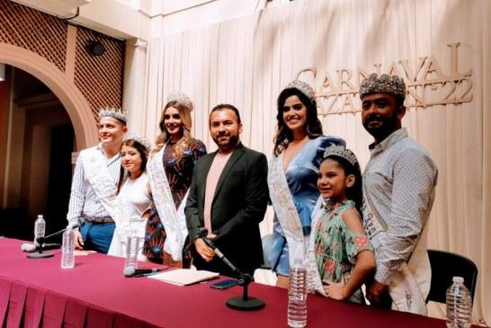 Arrancan los Preparativos del Carnaval Internacional de Mazatlán 2022