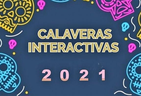 Calaveras Interactivas 2021