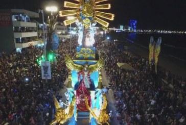La Crema y Nata de los Carnavales en México Son: los de Mazatlán