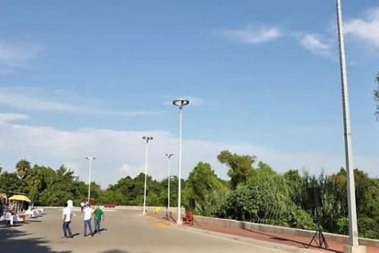 El Gobernador de Sinaloa inaugura ampliación del malecón de Sinaloa de Leyva