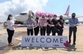 Inaugura Swoop la ruta aérea: Edmonton-Mazatlán-Edmonton
