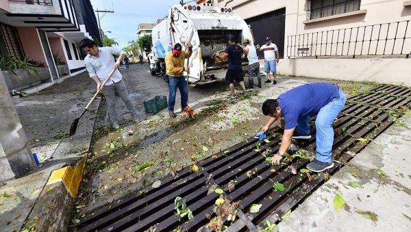 Intensifica Servicios Públicos trabajos de limpieza de la ciudad 2021 1