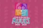 """Invitan a disfrutar el festival del Dia de Muertos """"MuukiDurango 2021"""""""