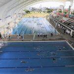 La Alberca Olímpica de Mazatlán ya cuenta con Techumbre y El Habal con un Nuevo Acceso