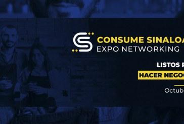 """Para fomentar el consumo local de productos regionales realizarán """"Consume Sinaloa Expo Networking"""""""