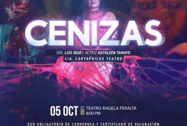 Presentan el Festival Internacional de Teatro Escena Mazatlán 2021.