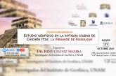 René Chávez disertará sobre la pirámide de Kukulkán