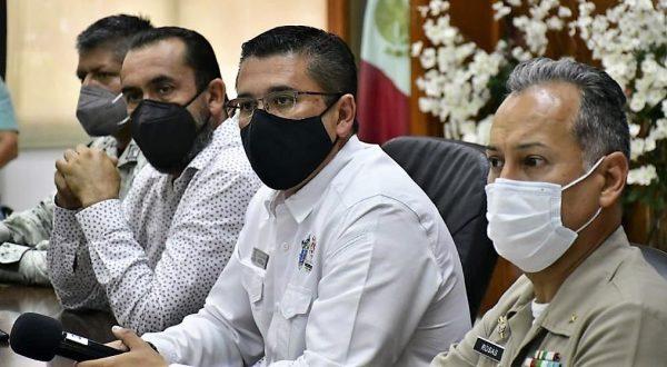 Se prepara Gobierno de Mazatlán ante Posible embate de Pamela 2021